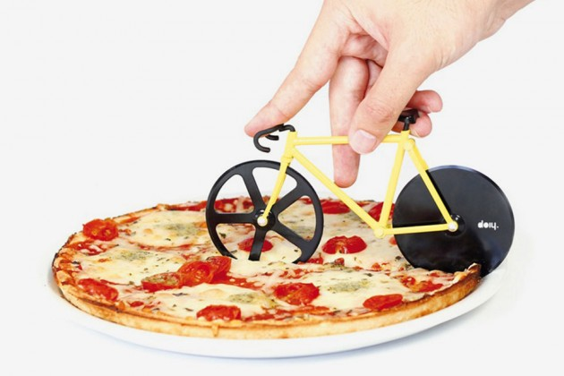 DOIY Fixie Bike Pizza Cutter … Awesome