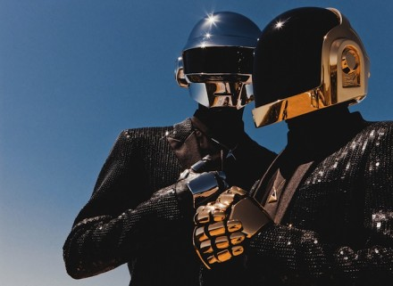 "Daft Punk and Jay-z Team up for ""Computerized"""