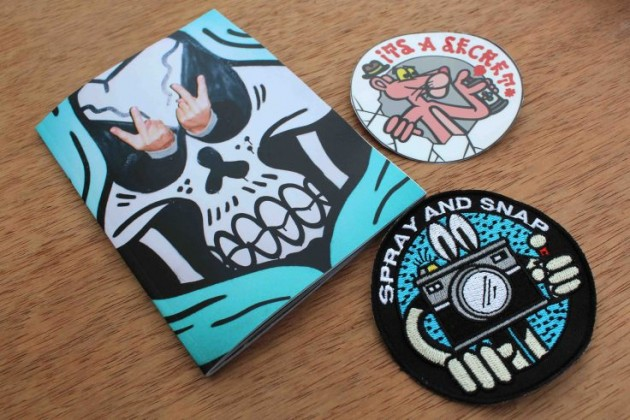 45RPM – No Fuss Photo Zine