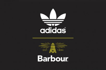 Adidas x Barbour collection