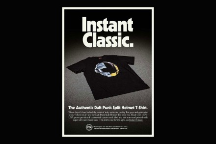 Daft Punk Official T-shirts