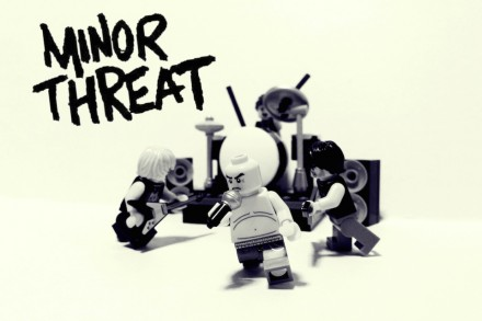 20 ICONIC BANDS LIKE YOU'VE NEVER SEEN THEM BEFORE… LEGO STYLE