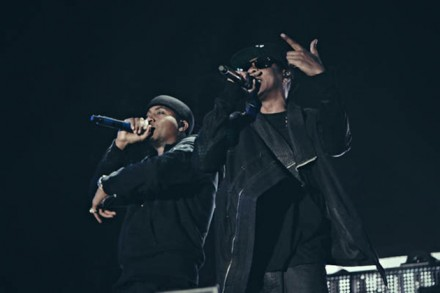 Nas Coachella performance featuring Jay Z & Diddy