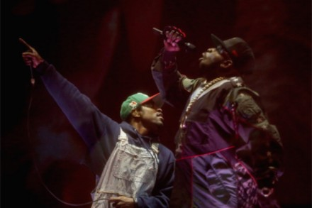Outkast reunite at Coachella