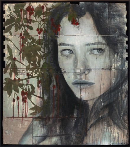 Rone's Wallflower solo show @ Stolen Space London