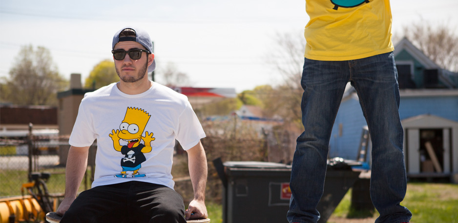 The Simpsons x Johnny Cupcakes 02