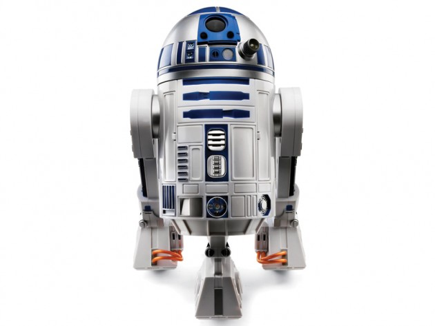 Voice-Activated R2-D2
