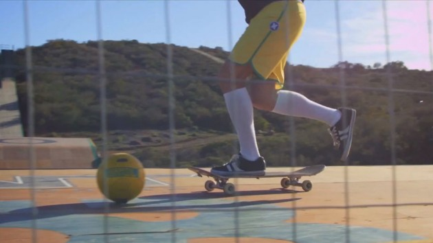 Bob Burnquist – Skateboarding and Football