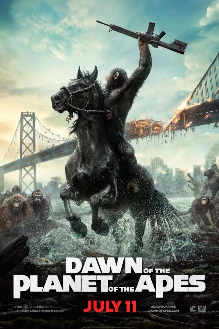 Dawn Of The Planet Of The Apes Virals