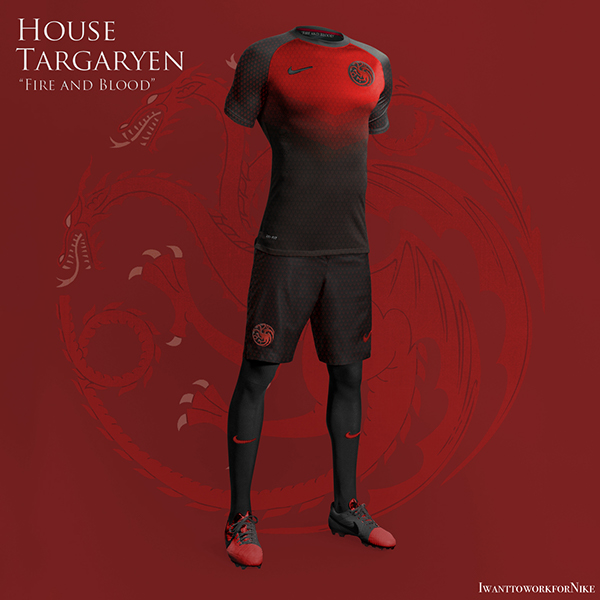 Game of Thrones World Cup Nike Kits 05