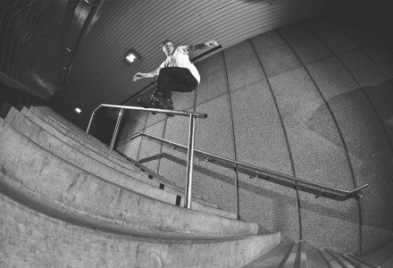 Alex Broskow In London – POW