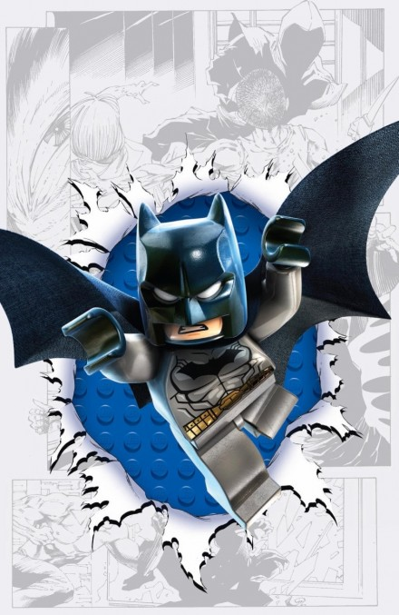 DC Comics X LEGO Variant Covers
