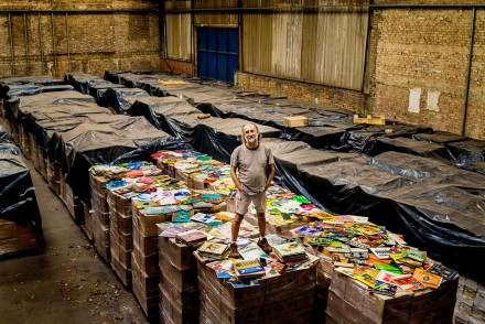 World's Largest Record Collection