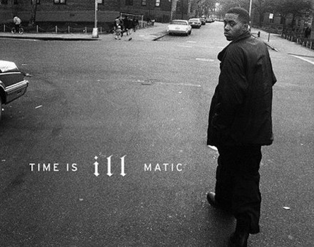 Nas Time Is Illmatic