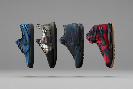 NIKEiD Brings Back Pendleton Materials