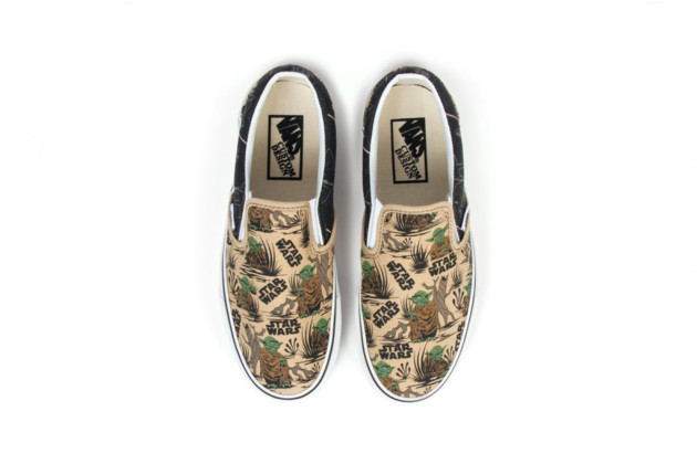 New Star Wars x Vans