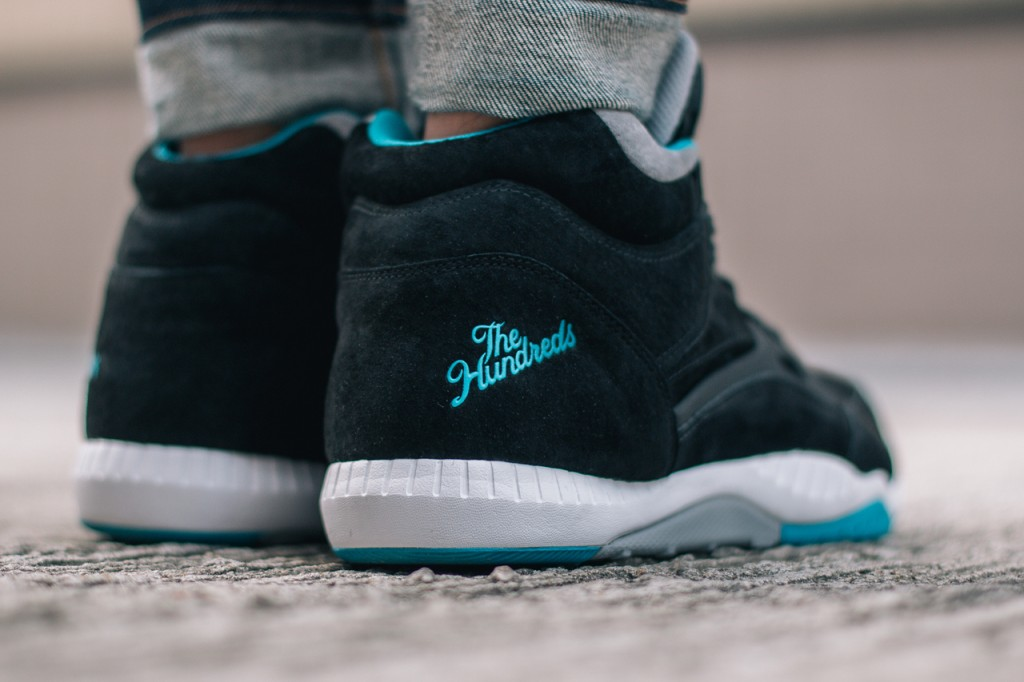 the hundreds x reebok pump 2