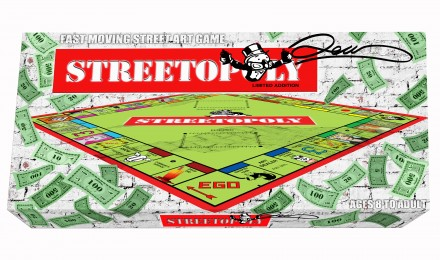 Streetopoly – The board game by Zeus
